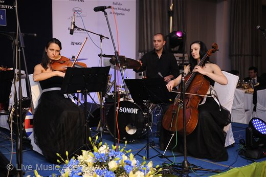 10 th Annual Ball of the German economy in 2009 | photo: livemusicagency.com