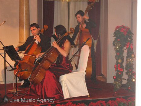 Christmas Party Grand Hotel Sofia | photo: livemusicagency.com