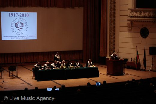 Music program on the occasion of an official celebration of the International Health Day  | photo: livemusicagency.com