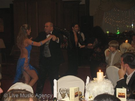 New Years Grand Hotel Sofia | photo: livemusicagency.com