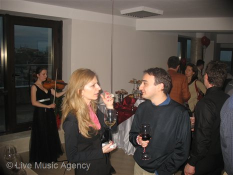 Opening of new office Coca-Cola Hellenic | photo: livemusicagency.com