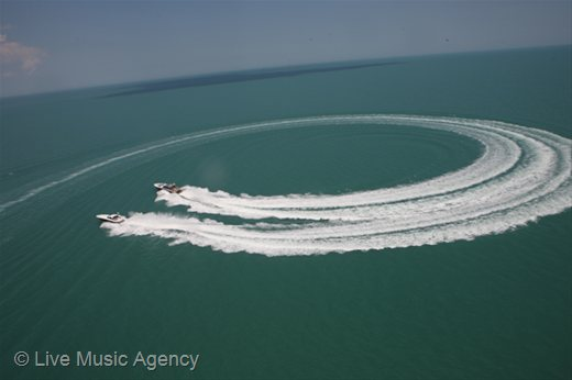 Statement of yachts BAIA | photo: livemusicagency.com